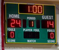 5821 JV Volleyball v Crosspoint 102315