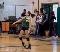 5826 JV Volleyball v Crosspoint 102315