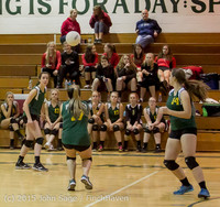 5851 JV Volleyball v Crosspoint 102315