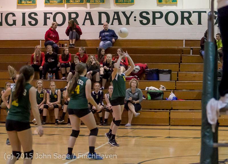 5857 JV Volleyball v Crosspoint 102315