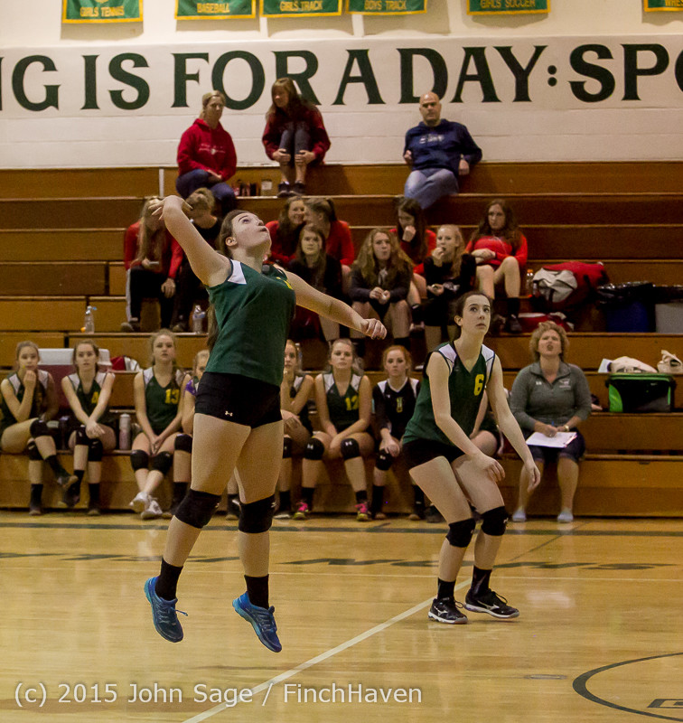 5882 JV Volleyball v Crosspoint 102315