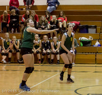 5884 JV Volleyball v Crosspoint 102315