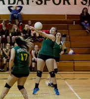 5905 JV Volleyball v Crosspoint 102315