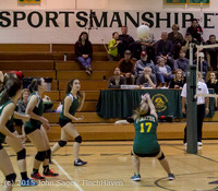 5933 JV Volleyball v Crosspoint 102315