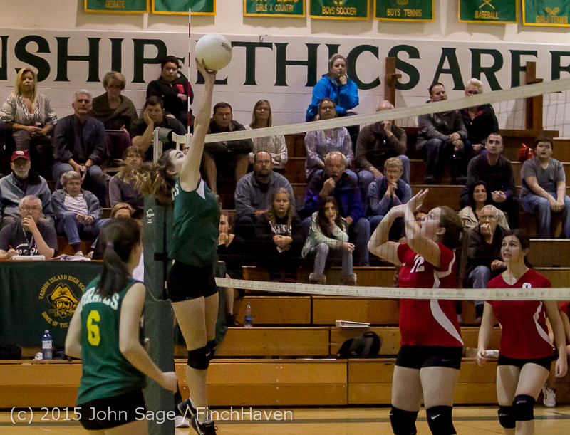 5939 JV Volleyball v Crosspoint 102315