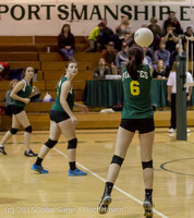 5959 JV Volleyball v Crosspoint 102315