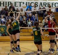 5964 JV Volleyball v Crosspoint 102315