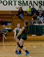 5976 JV Volleyball v Crosspoint 102315