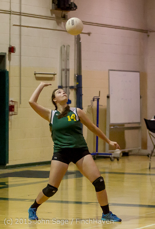 5982 JV Volleyball v Crosspoint 102315