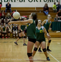 5994 JV Volleyball v Crosspoint 102315