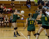 6003 JV Volleyball v Crosspoint 102315