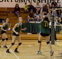 6006 JV Volleyball v Crosspoint 102315