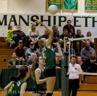 6012 JV Volleyball v Crosspoint 102315