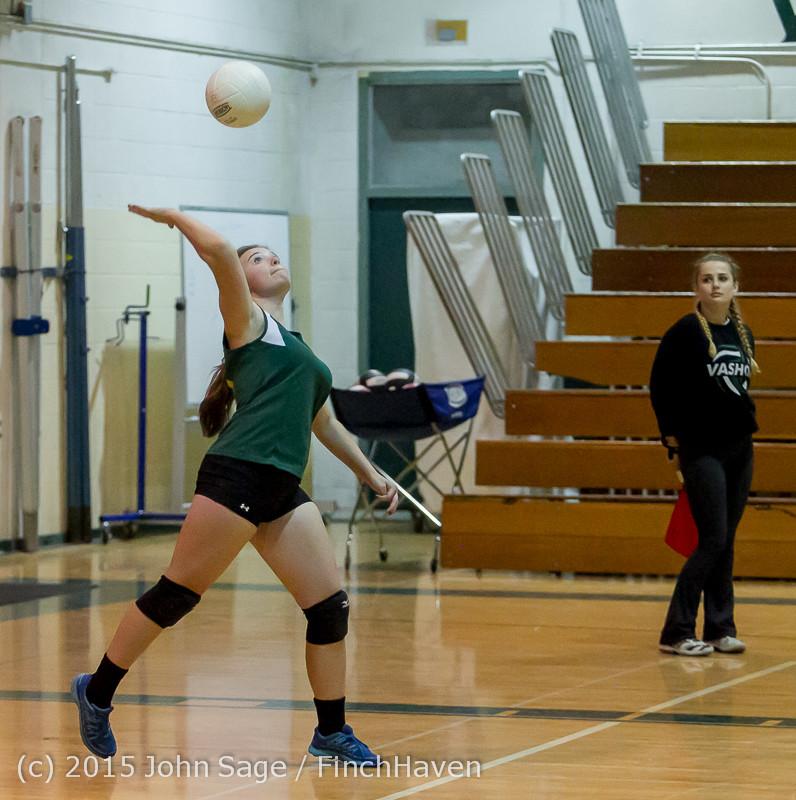 6039 JV Volleyball v Crosspoint 102315