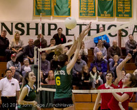 6058 JV Volleyball v Crosspoint 102315