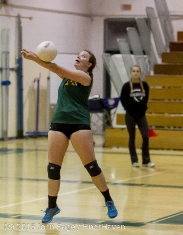 6061 JV Volleyball v Crosspoint 102315