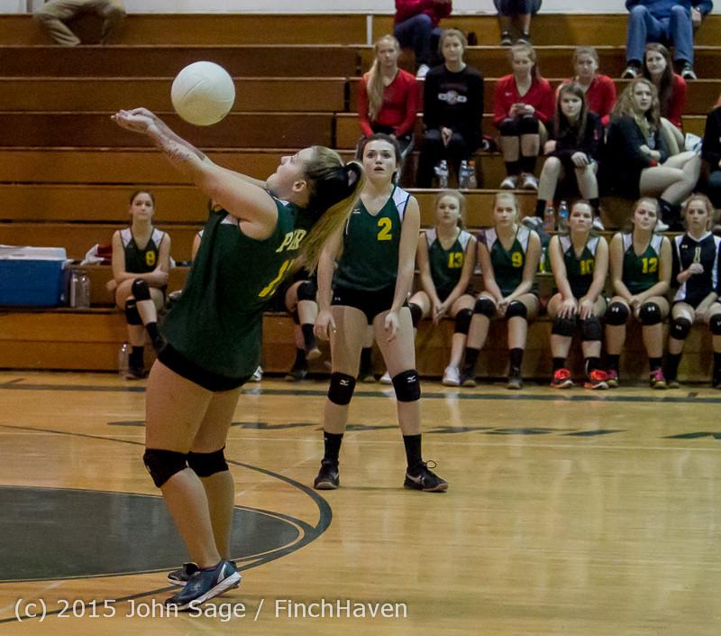 6066 JV Volleyball v Crosspoint 102315