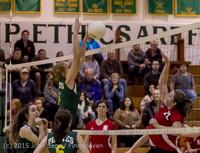 6071 JV Volleyball v Crosspoint 102315