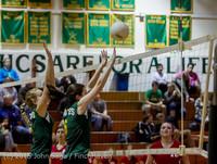 6091 JV Volleyball v Crosspoint 102315