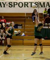 6107 JV Volleyball v Crosspoint 102315