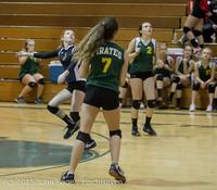 6124 JV Volleyball v Crosspoint 102315