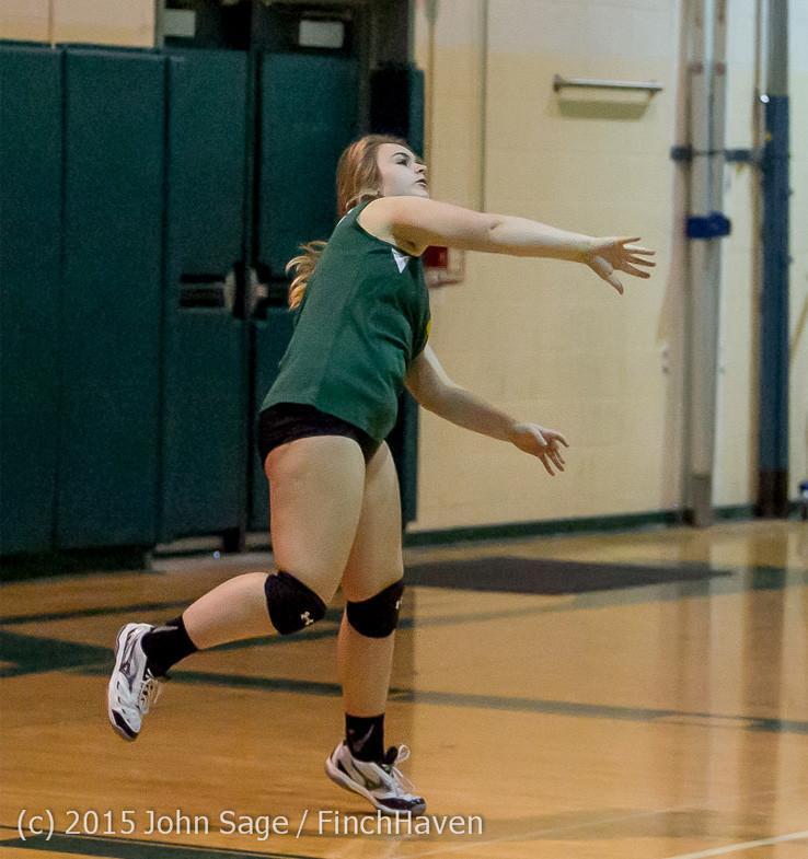 6130 JV Volleyball v Crosspoint 102315