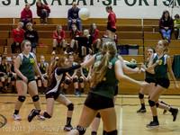 6153 JV Volleyball v Crosspoint 102315