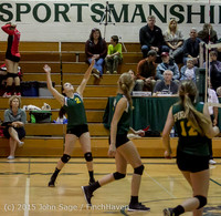 6163 JV Volleyball v Crosspoint 102315