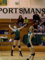 6164 JV Volleyball v Crosspoint 102315