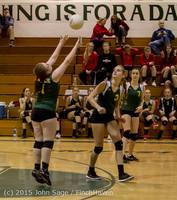 6224 JV Volleyball v Crosspoint 102315