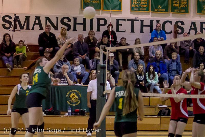 6229 JV Volleyball v Crosspoint 102315