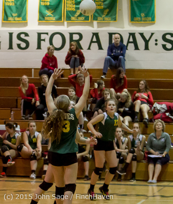 6275 JV Volleyball v Crosspoint 102315