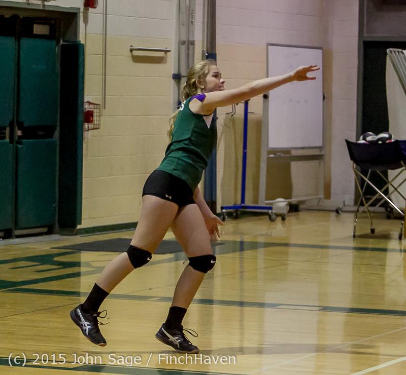 6289 JV Volleyball v Crosspoint 102315