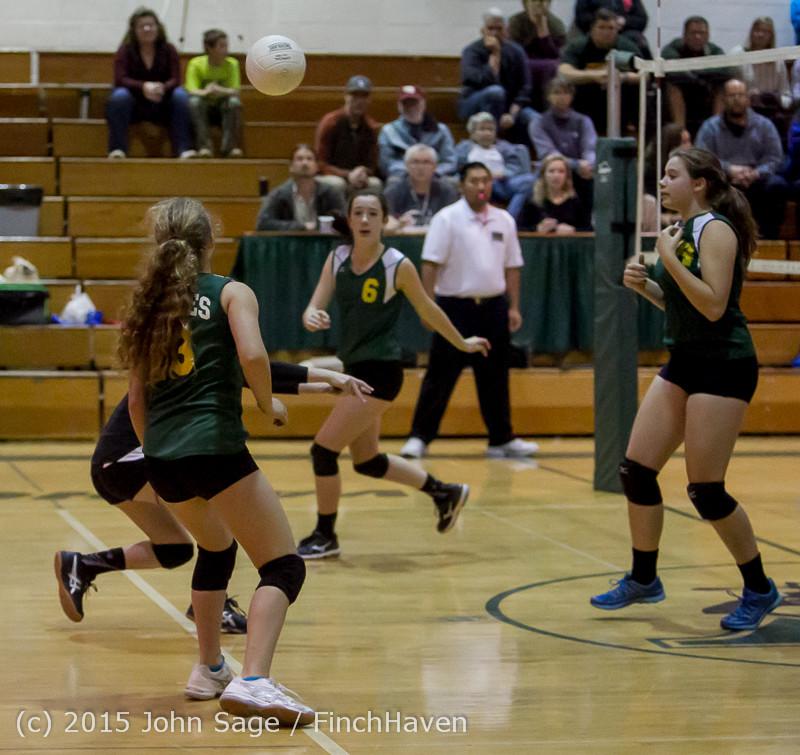 6295 JV Volleyball v Crosspoint 102315