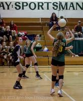 6299 JV Volleyball v Crosspoint 102315