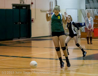 6335 JV Volleyball v Crosspoint 102315