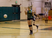 6336 JV Volleyball v Crosspoint 102315