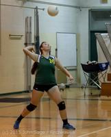 6342 JV Volleyball v Crosspoint 102315