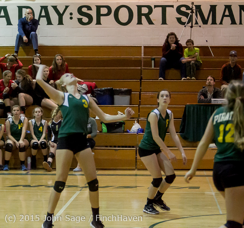 6368 JV Volleyball v Crosspoint 102315