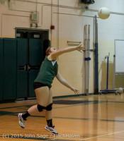 6376 JV Volleyball v Crosspoint 102315