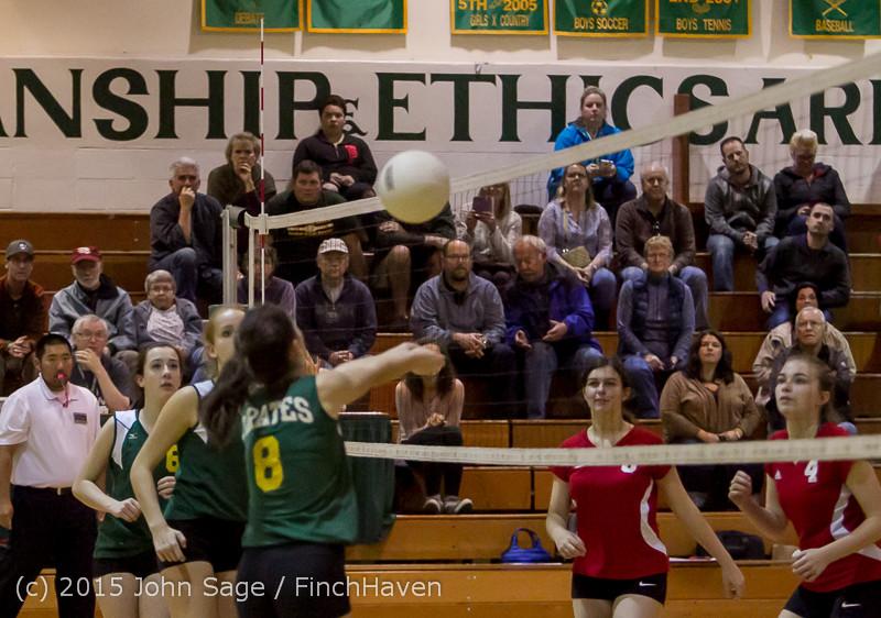 6384 JV Volleyball v Crosspoint 102315