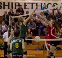 6387 JV Volleyball v Crosspoint 102315