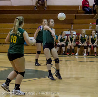 6395 JV Volleyball v Crosspoint 102315