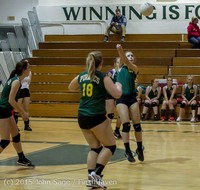 6396 JV Volleyball v Crosspoint 102315