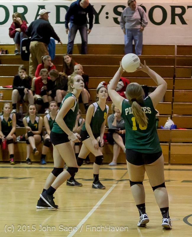 6400 JV Volleyball v Crosspoint 102315