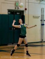 6419 JV Volleyball v Crosspoint 102315