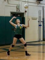 6424 JV Volleyball v Crosspoint 102315