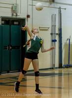 6436 JV Volleyball v Crosspoint 102315