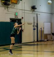 6442 JV Volleyball v Crosspoint 102315