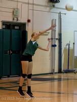 6447 JV Volleyball v Crosspoint 102315